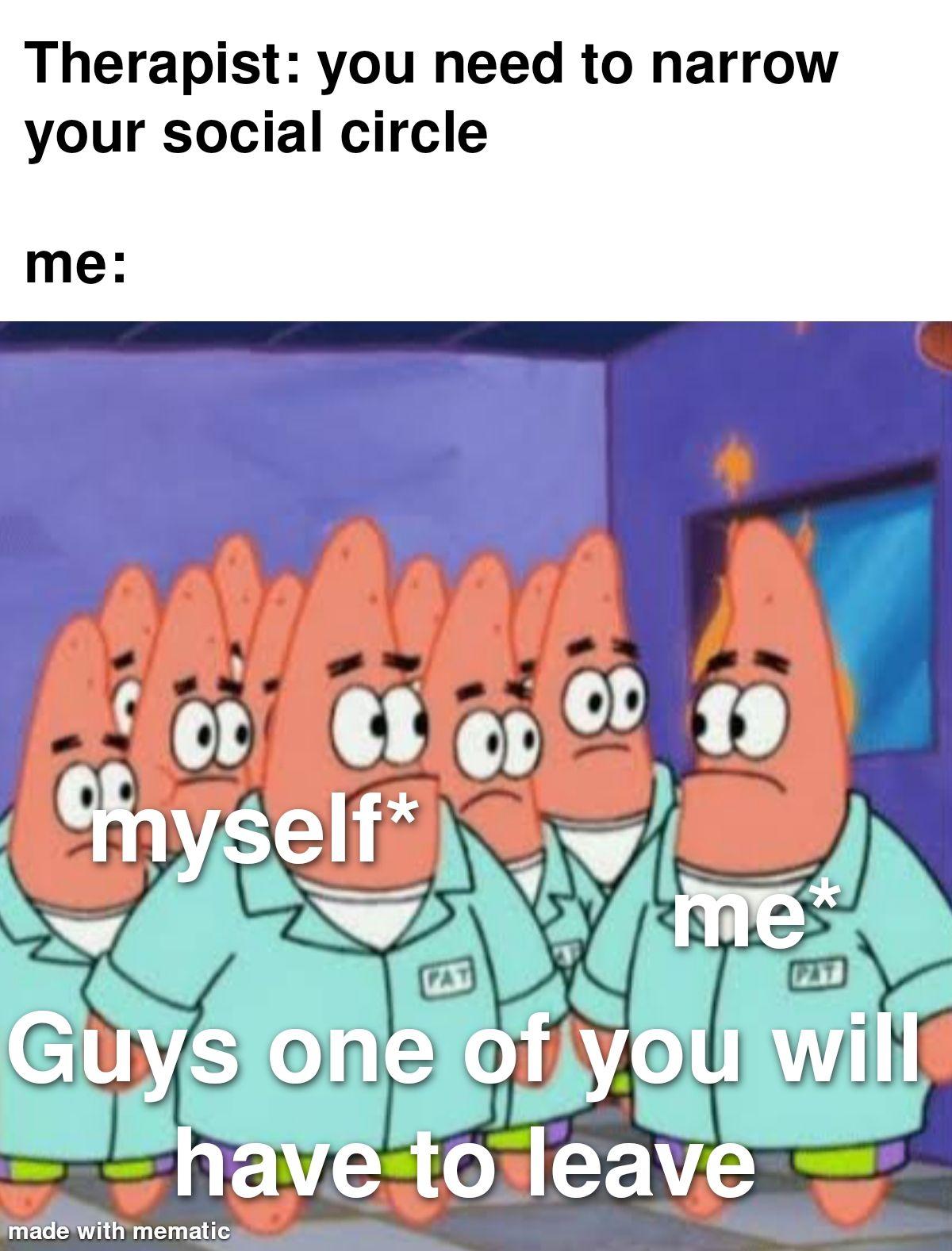 No friends gang
