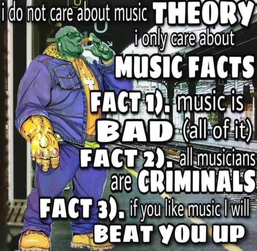 Not a theory but fact