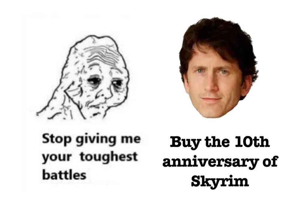 Please Todd, I gotta pay my mortgage :(