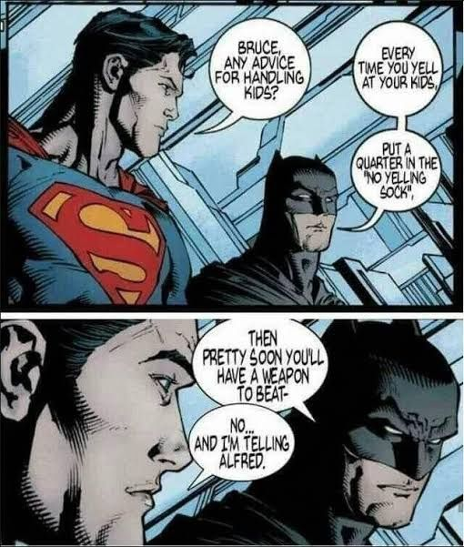 Even Batman's limits are tested