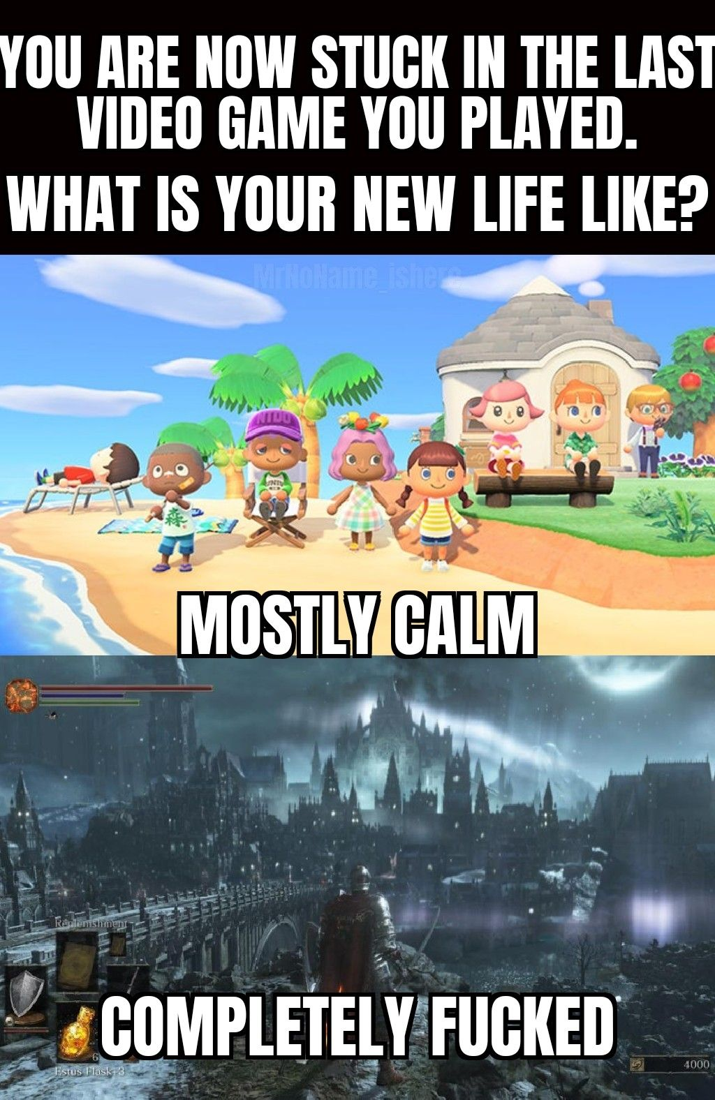 Dark Souls players are screwed