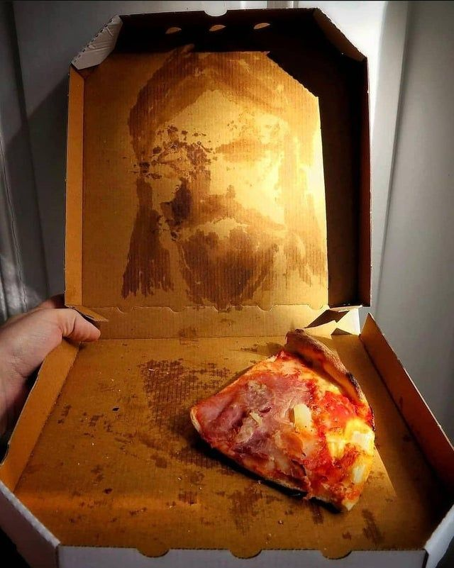 The Shroud of Turin is discovered