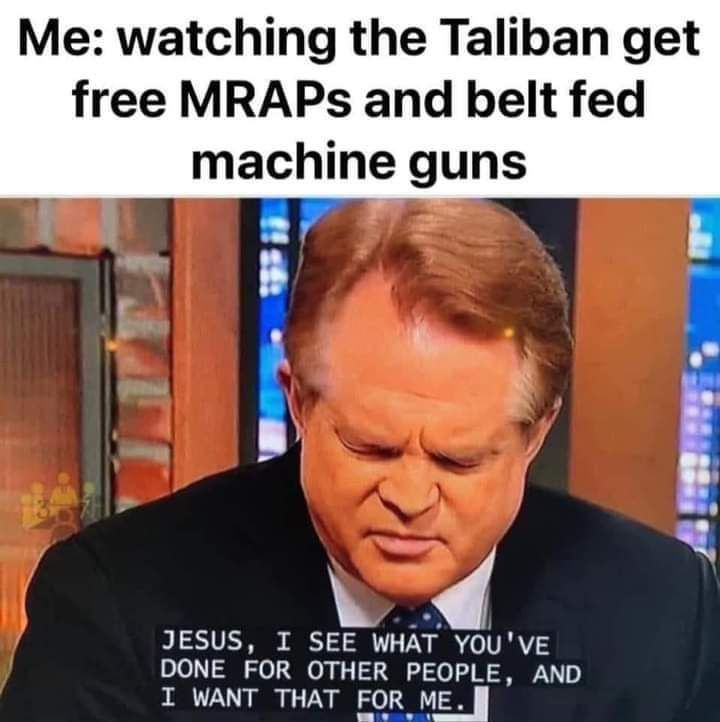 Please, I want a rifle