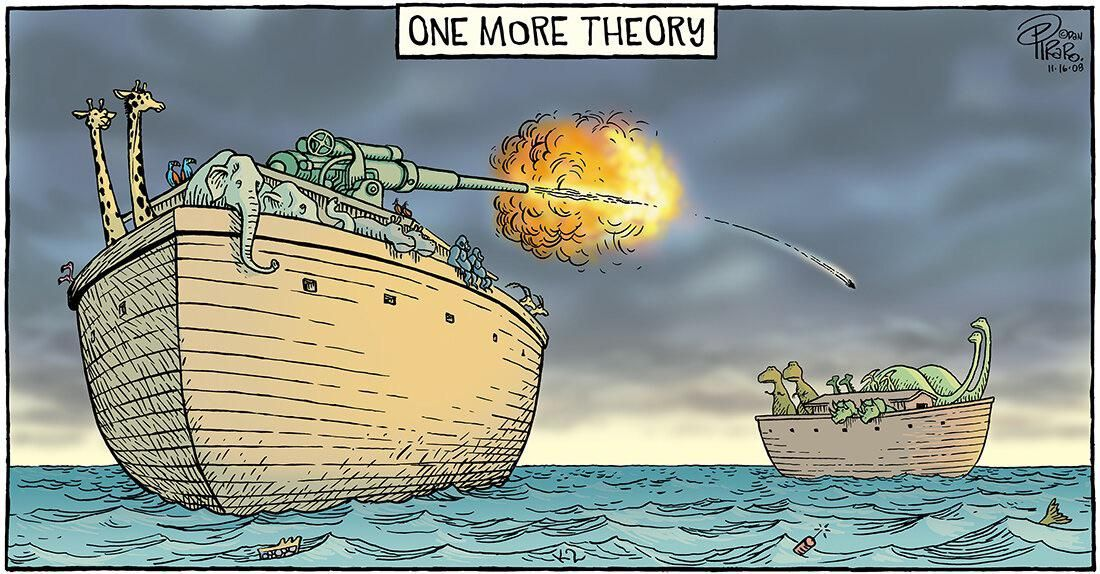 One more theory