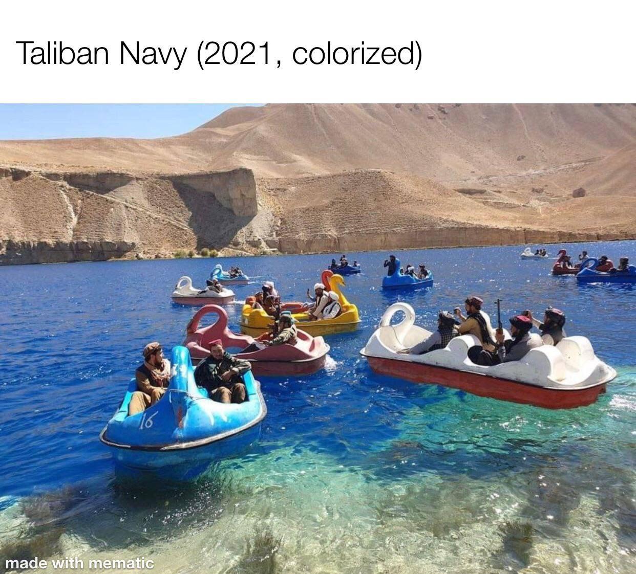 Sailing on the Seven Seas