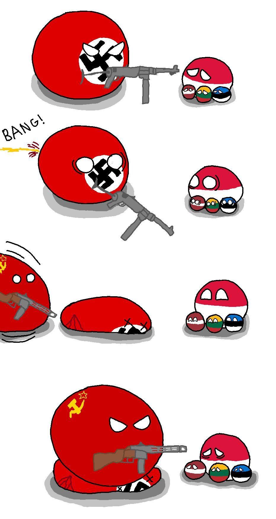 A change of oppresors