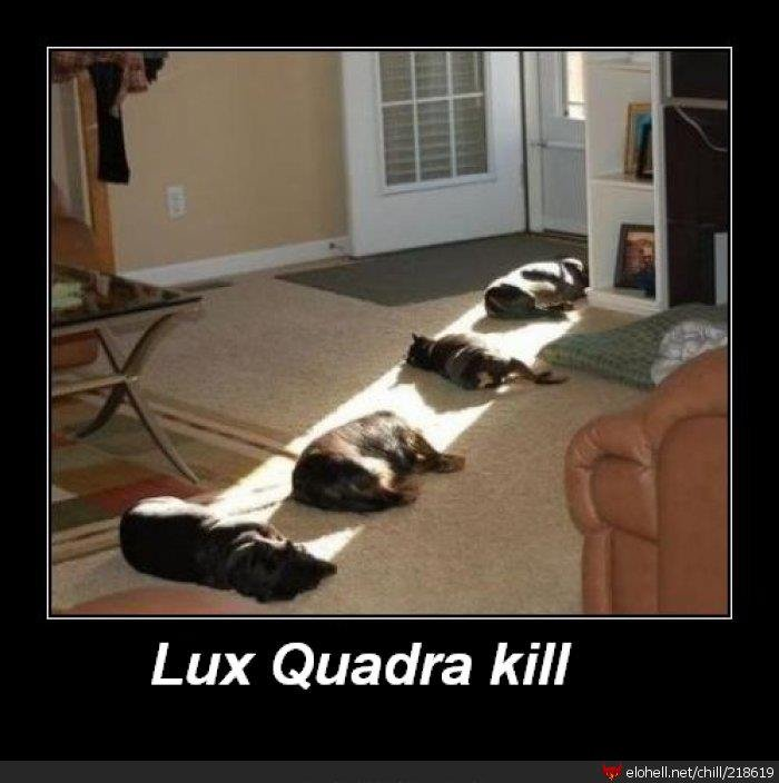Love me some Quadra kills