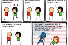 The truth about Captain America
