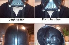 everyday faces of the dark lord of the sith