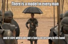 Oh Jorah, you so fabulous