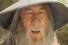 MFW people start making Gandalf users, but I'm the original one