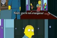 Welcome to the real world Ralph