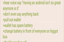 Anon uses an android.