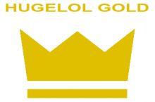 Introducing HUGELOL GOLD