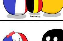 Netherland is of amused