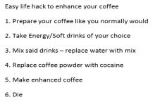 How to enhance your coffe