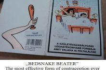 I introduce you: The Bedsnake Beater