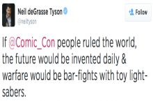Neil deGrasse Tyson knows how to solve all of the world's problems