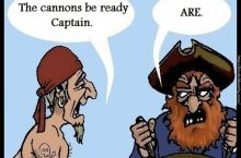 The truth about pirates revealed...