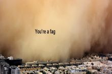 Da rude Sandstorm