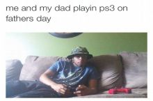 at least he didn't steal the ps3