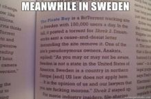 Swedish epic win