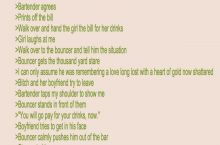 Greentext; worth the read