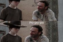 Rick puns strikes again