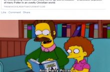Sorry lady, Simpsons did it