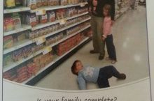 Ad in a parenting magazine done right