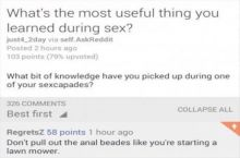 Useful sex tips