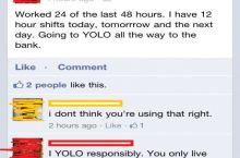Responsible yolo