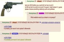How should anon suicide?