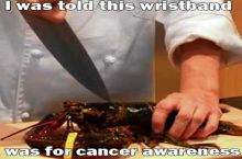 Bad Luck Lobster