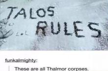talos rules thalmor drools