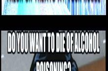 You gon' die
