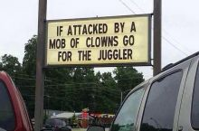 Killer Clown Advice