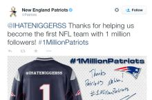 How to Lose a Social Media Gig with an NFL Franchise in One Click