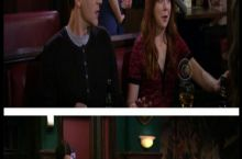 The couple in the background of HIMYMhas been through a lot