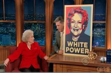 Betty White has some explaining to do