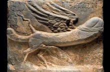 This was pointed out to me just now. The original, winged, DickButt, carved in stone. Date: 1 A.D.