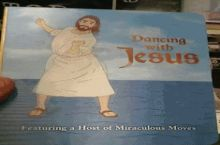 Jesus got some moves.