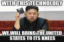 Just to piss North Korea off