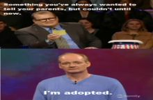 Colin Mochrie is a comedic genius.