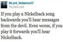 even the dark lord voldemort knows whats up