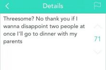 Just another day on Yik Yak