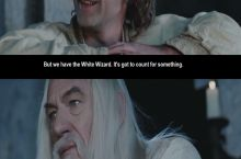 Gandalf the Fey