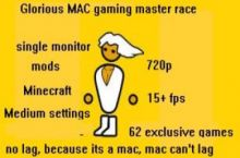 Praise the TRUE masterrace!