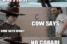 Get your sh*t together, Carl!