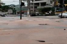 Roads in Brazil...